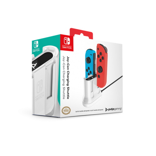 Official Switch 4X Joy-Con Charging Shuttle