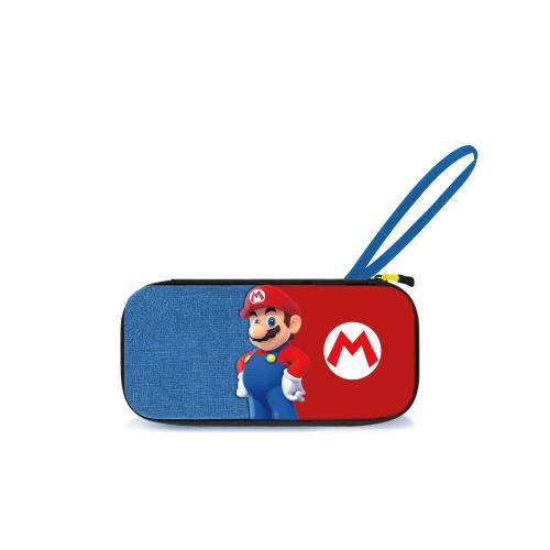Official Switch Deluxe Travel Case - Mario Edition for Sw & SW Lite