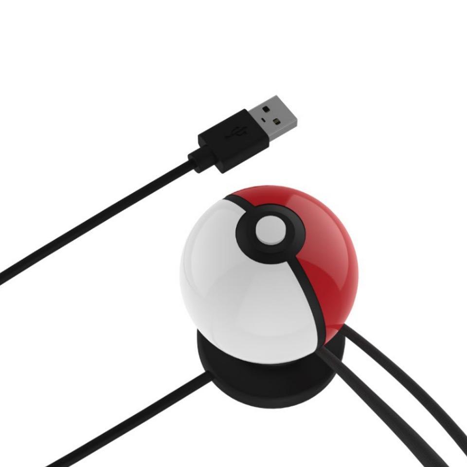 STEELPLAY - Pokeball USB Charger ( Pokeball no included)_2