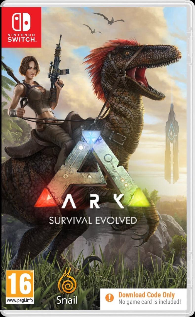 ARK Survival Evolved (code in box)_1