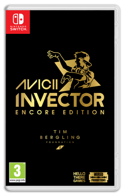 AVICII Invector Encore Edition_1