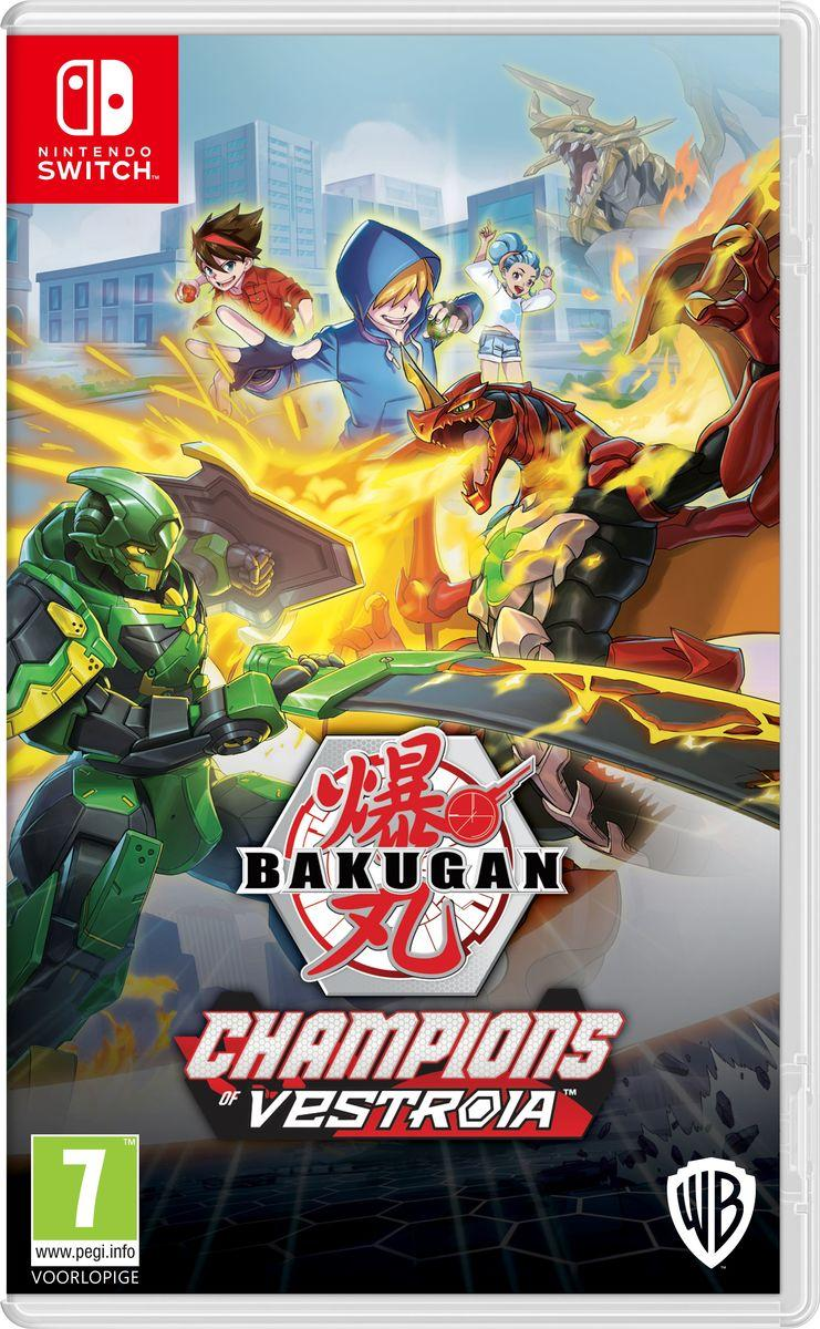 BAKUGAN: Champions of Vestroia_1
