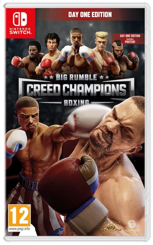Big Rumble Boxing - Creed Champions Day One Edition (BOX UK)