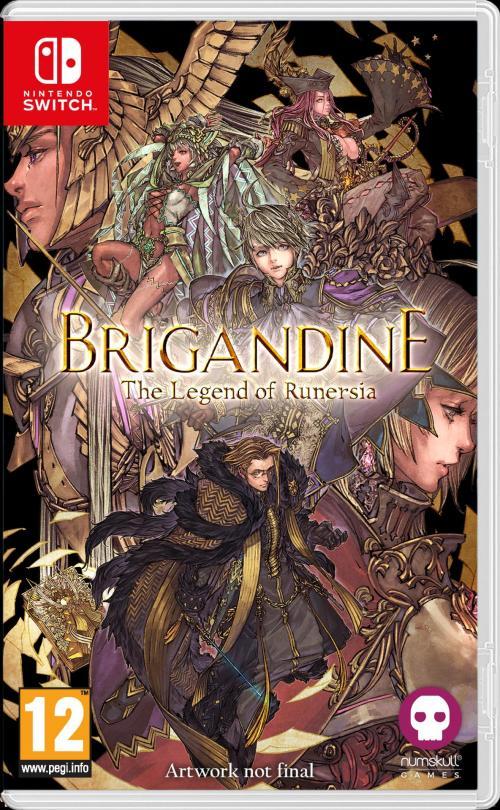 Brigandine : The Legend of Runersia (BOX UK)