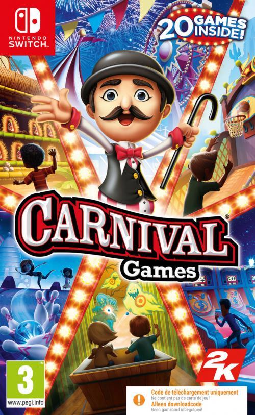 Carnival (Code in Box)