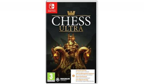 Chess Ultra (Code-in-a-Box)