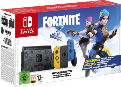 Console SWITCH - Fortnite Bundle