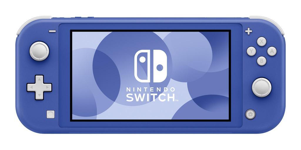 Console SWITCH LITE - Blue_2