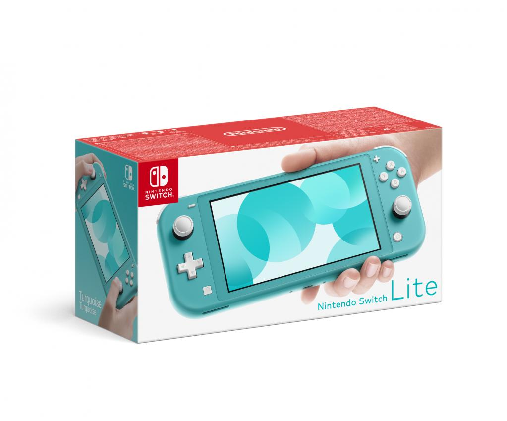 Console SWITCH LITE - Turquoise