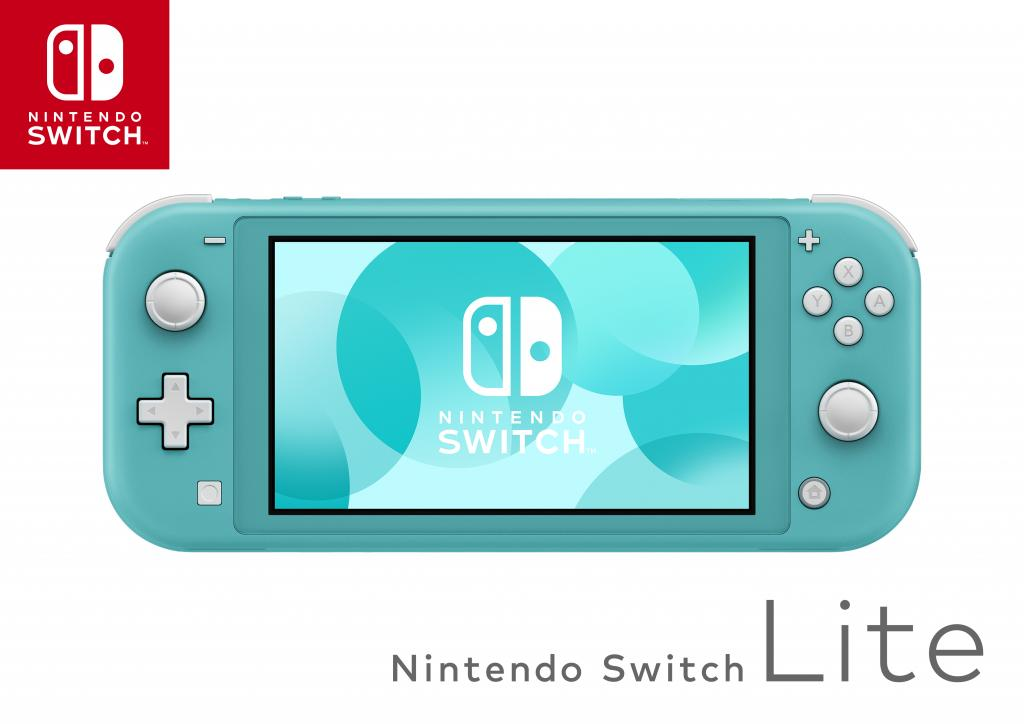 Console SWITCH LITE - Turquoise_2
