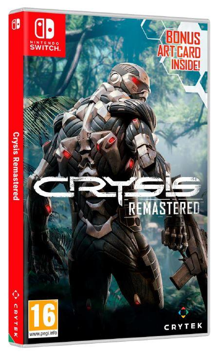 Crysis Remastered (BOX UK)