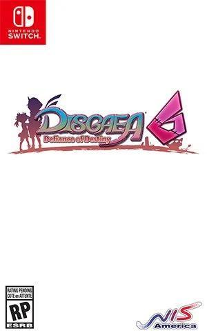 Disgaea 6 : Defiance of Destiny_1