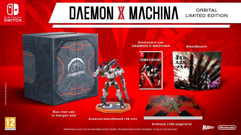 Daemon X Machina Limited Edition_1