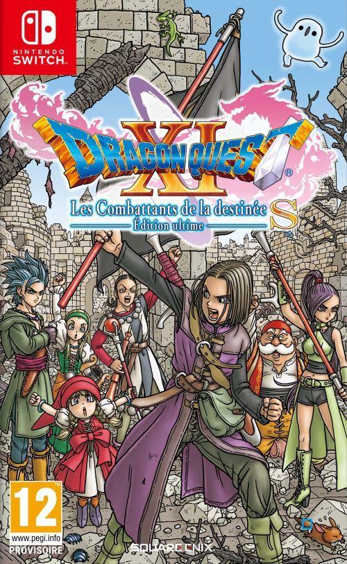 Dragon Quest XI S : Les combattants de la destinée - Edition Ultime
