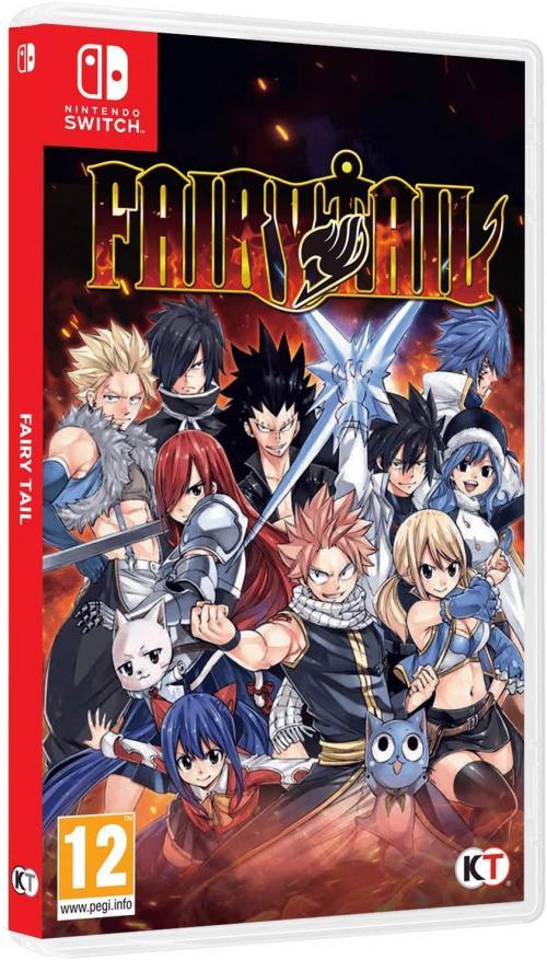 Fairy Tail ( JPN voice + UK & FR Text)