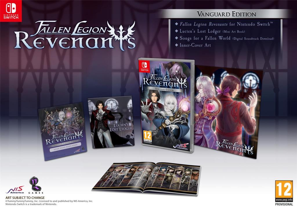 Fallen Legion Revenants Vanguard Edition Box UK_1