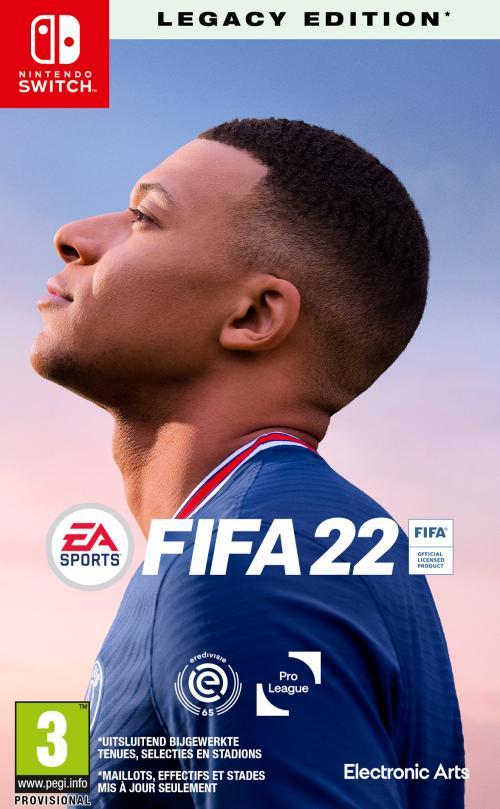 FIFA 22 : Legacy Edition