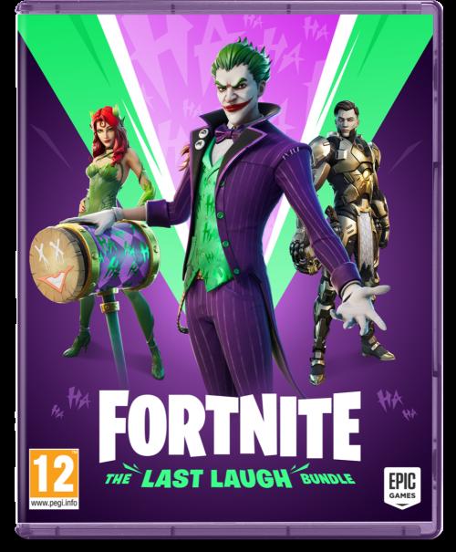 Fortnite The Last Laugh Bundle