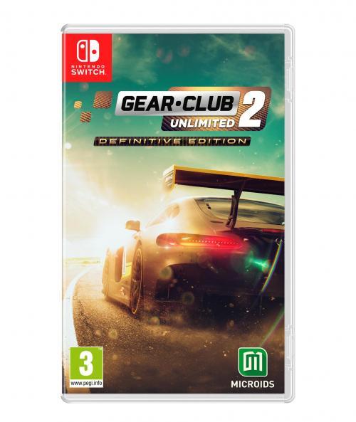Gear.Club Unlimited 2: Defintive Edition