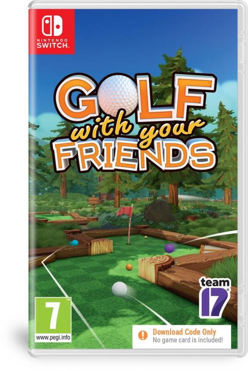 Golf With Your Friends (Code in Box)