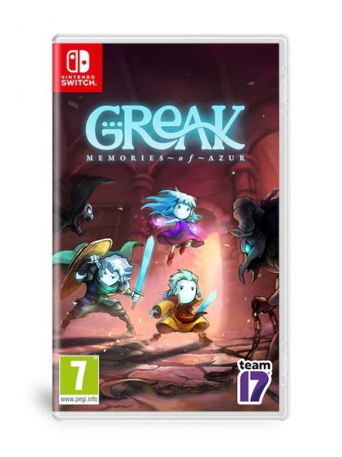 Greak - Memories of Azur (BOX UK)
