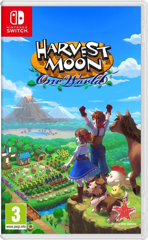Harvest Moon - Un monde à cultiver_1