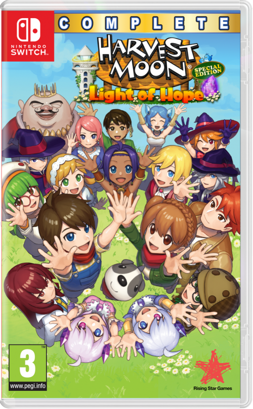 Harvest Moon  - Light of Hope Complete - Special Edition