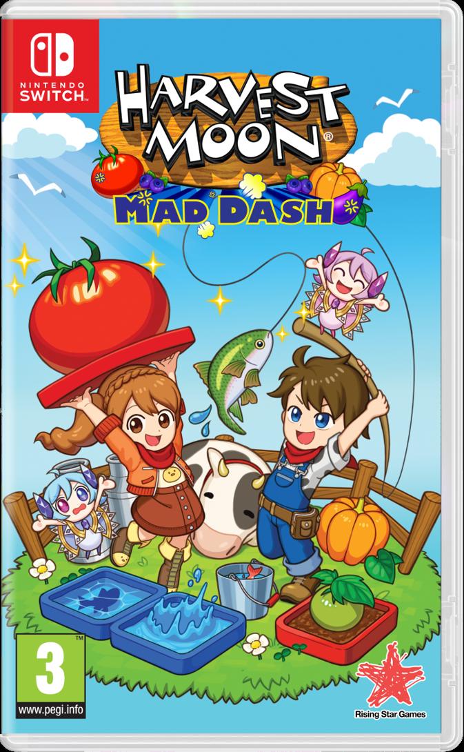 Harvest Moon - Mad Dash_1