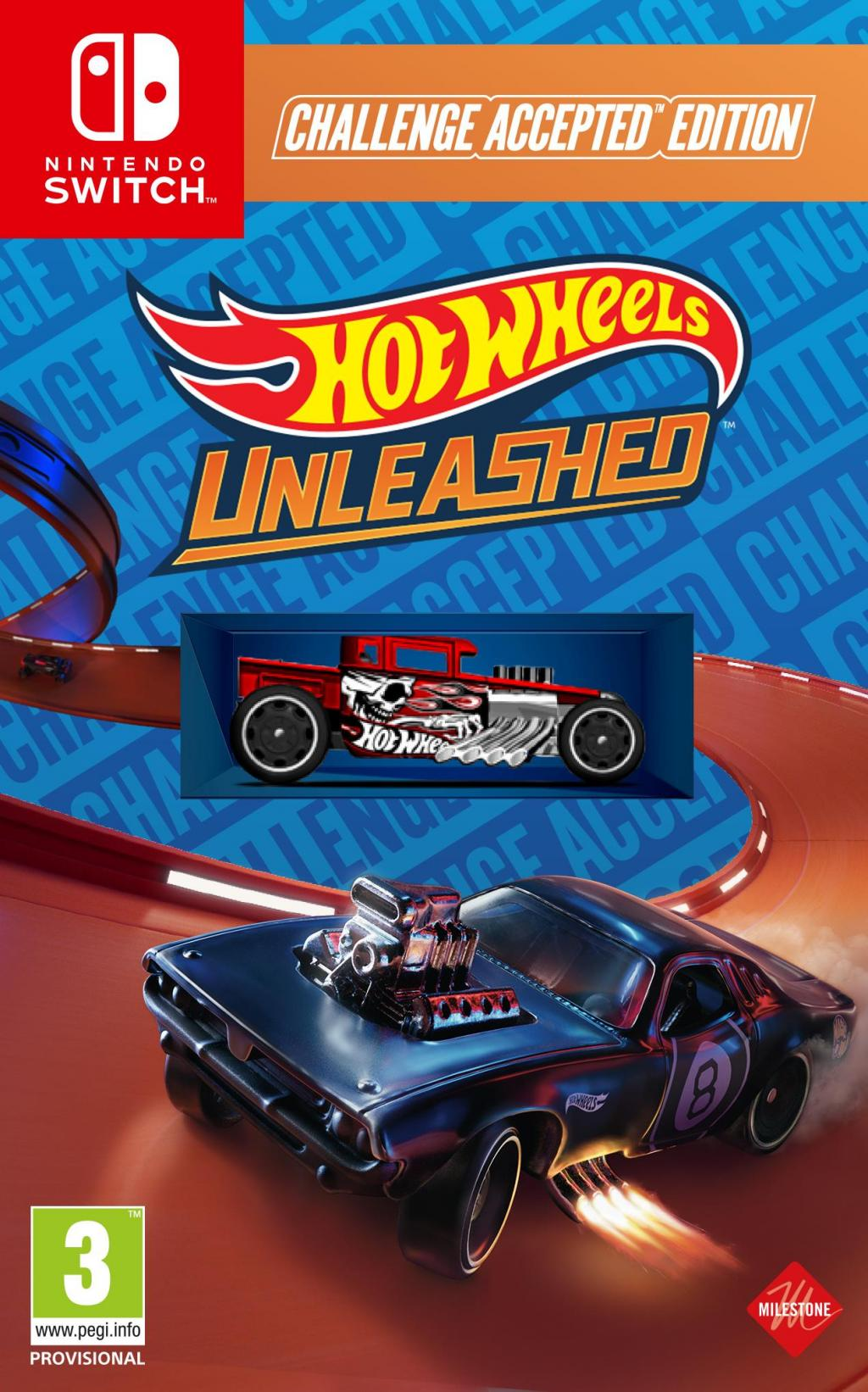 Hot Wheels Unleashed - Challenge Accepted Edition MIX_1