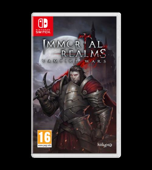 Immortal Realms - Vampire Wars ( BOX UK)