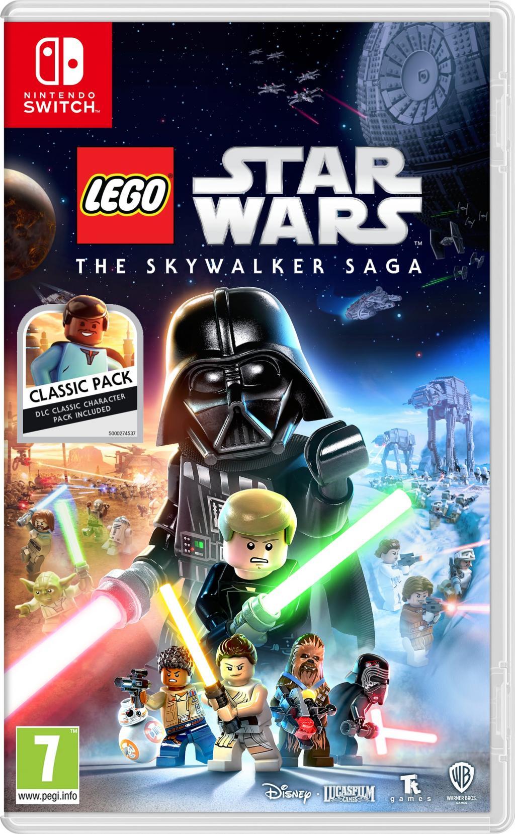 LEGO Star Wars : The Skywalker Saga_1
