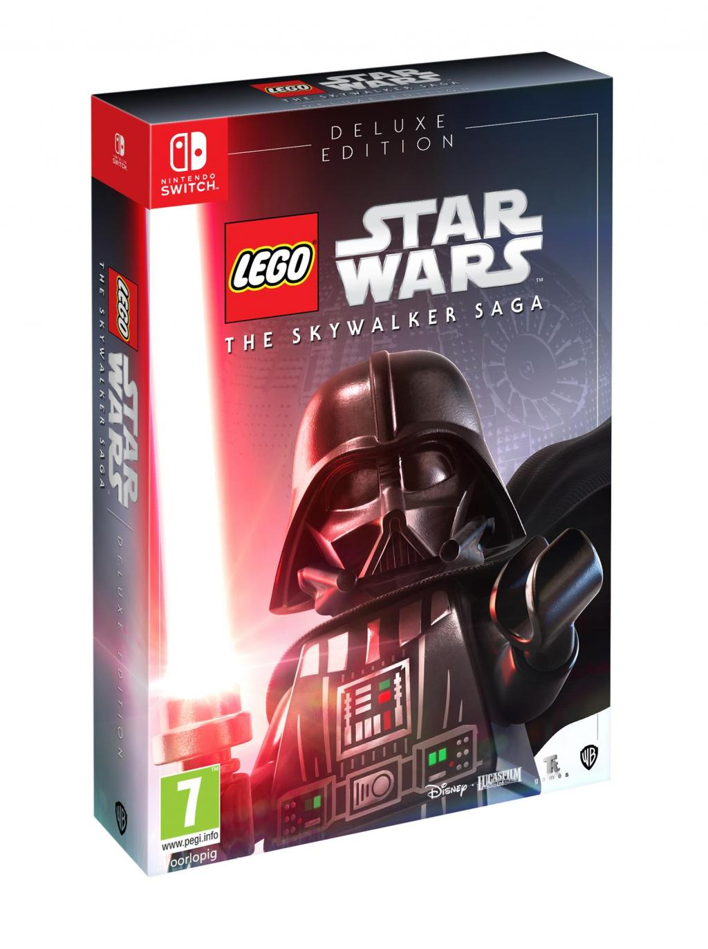LEGO Star Wars : The Skywalker Saga Deluxe_1