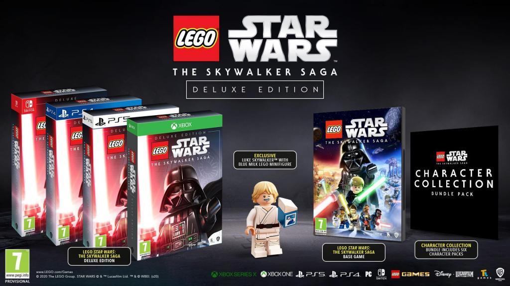 LEGO Star Wars : The Skywalker Saga Deluxe_2