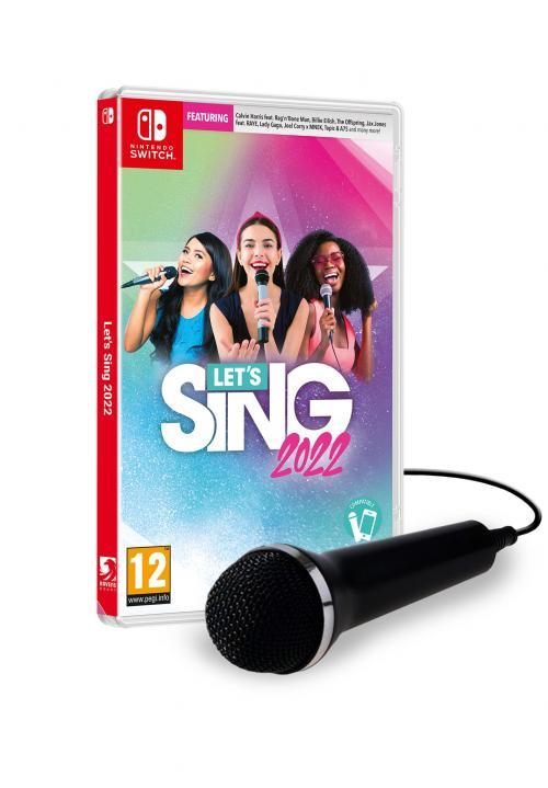 Let's Sing 2022 + 1 Micro International Version
