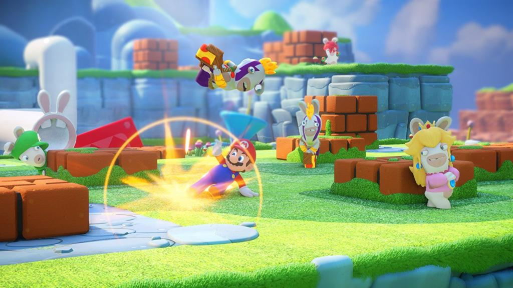 Mario + Rabbids Kingdom Battle_3