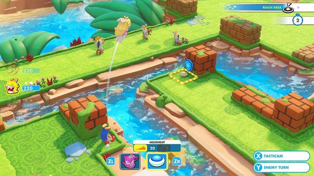 Mario + Rabbids Kingdom Battle_4