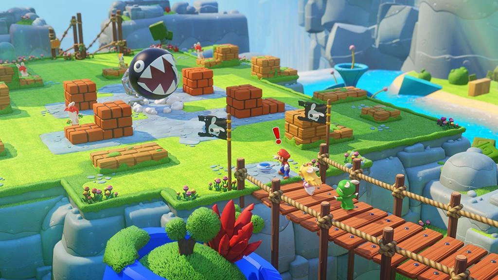 Mario + Rabbids Kingdom Battle_5