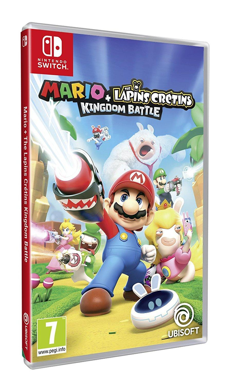 Mario + Rabbids Kingdom Battle_6
