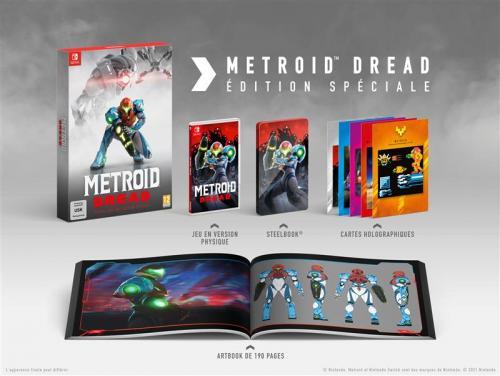 Metroid Dread Special Edition*