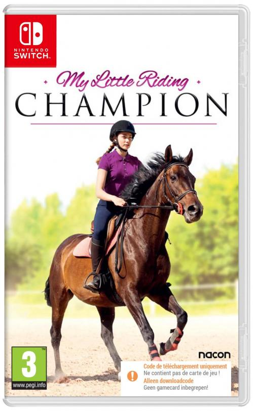 My Little Riding Champion (Code in the Box)