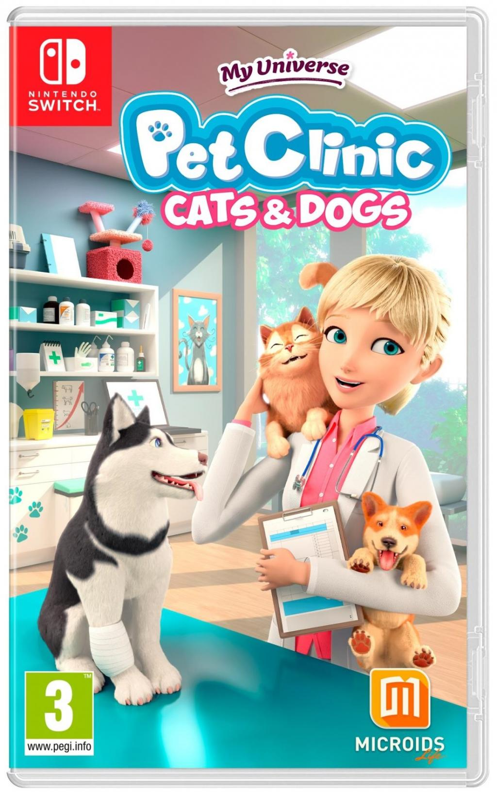 My Universe: Pet Clinic Cats & Dogs_1