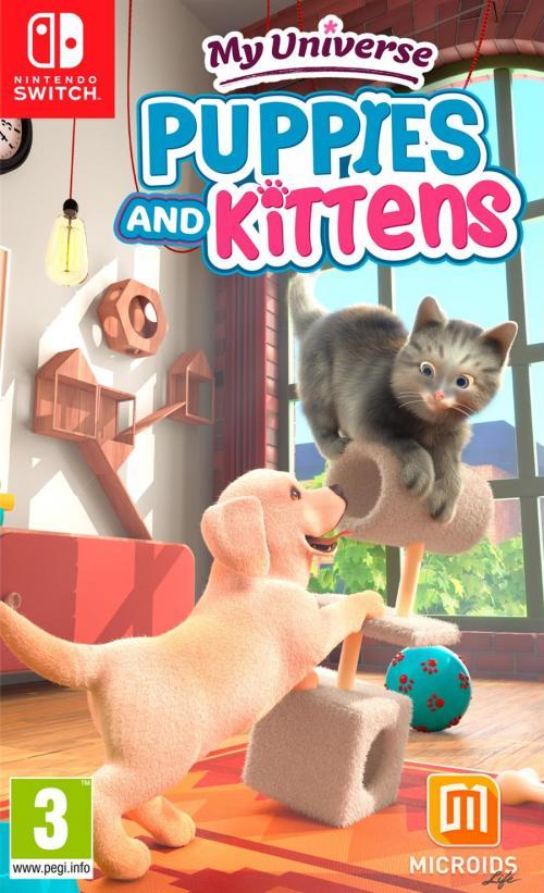 My Universe: Puppies & Kittens