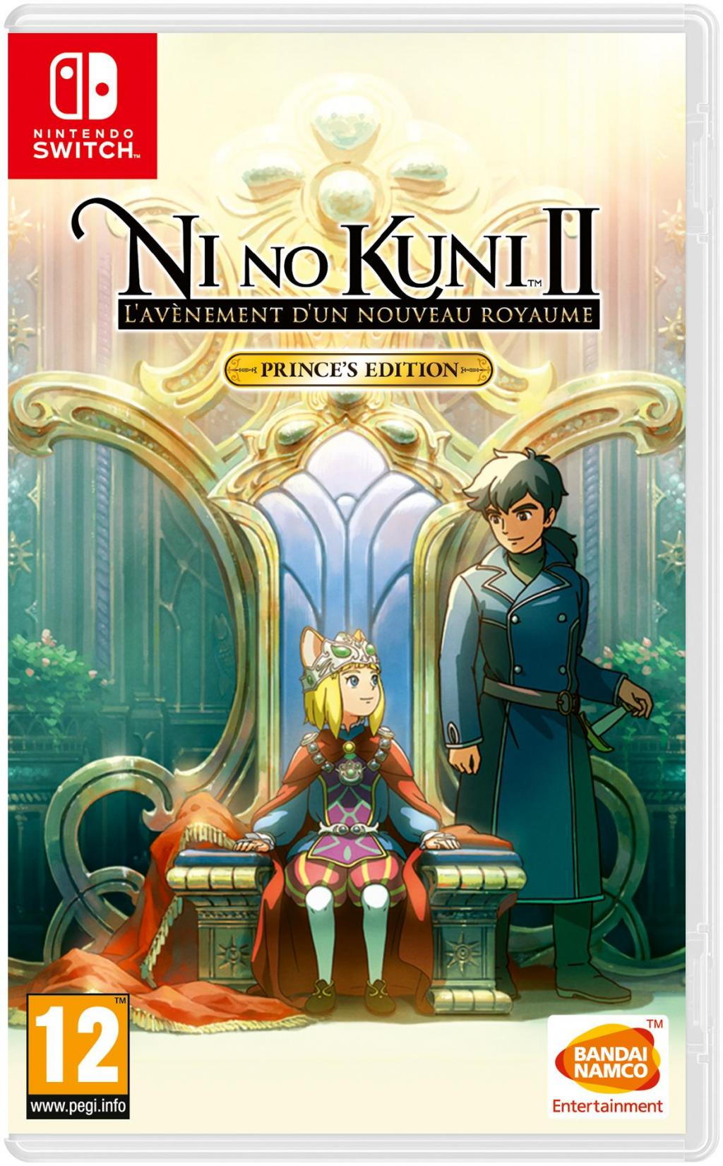 Ni no Kuni II : l?Avènement d?un Nouveau Royaume Prince?s Edition_1