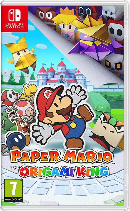 Paper Mario Origami King_1