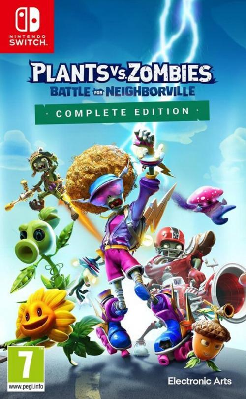 Plants vs Zombies Battle for Neighborville - Complete Edition