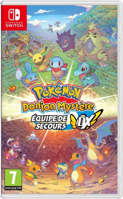 Pokemon Mystery Dungeon : Rescue Team DX