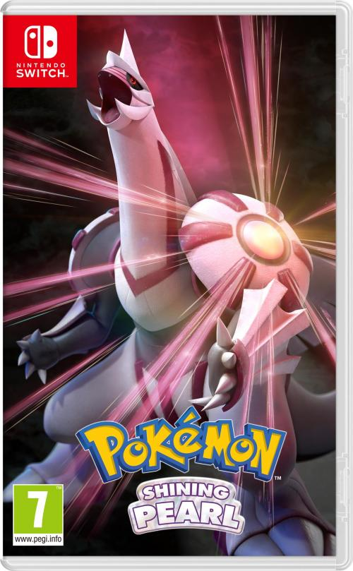 Pokemon Shining Pearl