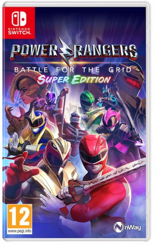 Power Rangers: Battle for the Grid: Super Edition