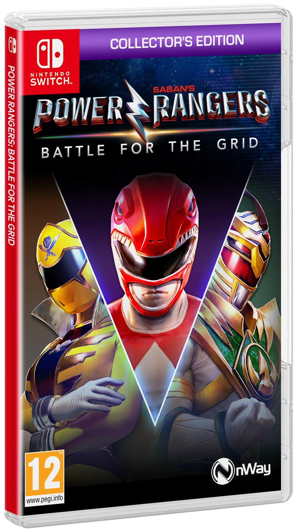 Power Rangers Battle for the Grid Collector's Edition_1