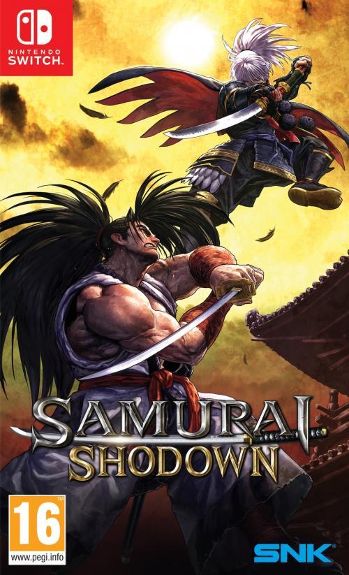 Samurai Shodown ( JPN voice + UK or FR Text)